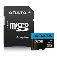 Karta pamięci ADATA MicroSD 32GB AUSDH32GUICL10A1-RA1
