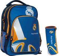 Real Madrid Plecak szkolny RM-02 + piórnik gratis ! okazja !
