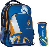 Real Madrid Plecak szkolny RM-02 + piórnik gratis ! okazja ! zdjęcie 1