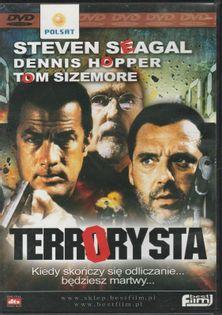 Terrorysta DVD