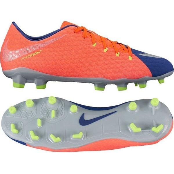 niższa cena z sprzedawca hurtowy najlepsze ceny Buty piłkarskie Nike Hypervenom Phelon Iii r.40,5