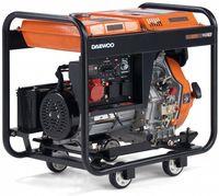 Daewoo Ddae 6000Xe-3 Diesel Agregat Generator Prądotwórczy 2X16A 230V, 1X32A 380V Avr Moc 11Km - Oficjalny Dystrybutor - Autoryzowany Dealer Daewoo