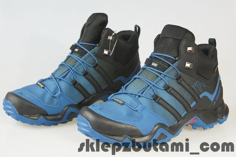 amazing price shop free delivery ADIDAS TERREX SWIFT R MID GTX BA9943 Adidas men - 42 2/3 EU | 27,0 cm
