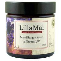 Nawilżający Krem z Filtrem UV - 50 ml - LillaMai