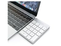 Satechi bezprzewodowa klawiatura numeryczna Bluetooth Silver