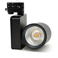 Reflektor szynowy LED 3-fazowy 28W lub 32W lub 36W lub 42W
