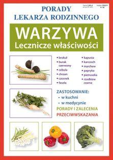 Warzywa Lecznicze właściwości Kubanowska Anna