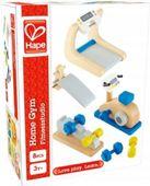 Hape domowa siłownia mebelki dla dzieci do zabawy!