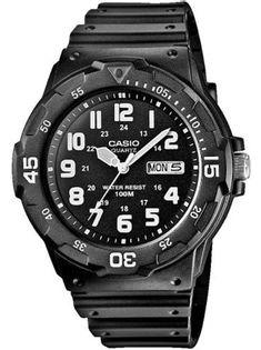 Zegarek Męski CASIO MRW-200H-1B2VEG