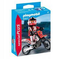 Playmobil Kierowca motocrossowy