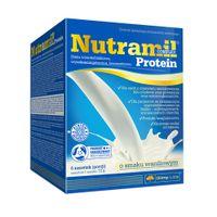 Olimp Nutramil Complex Protein, smak waniliowy, 6 saszetek - Długi termin ważności!