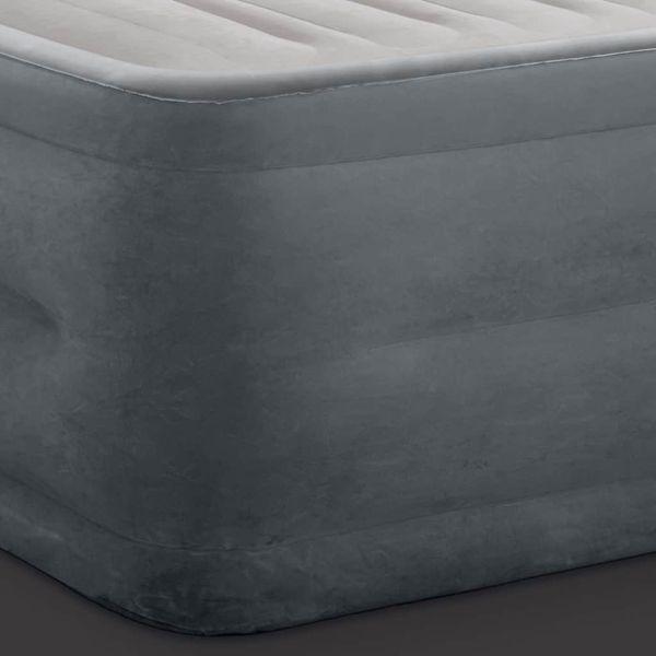 Intex Materac dmuchany Comfort Plush High Rise Queen z pompką, 64418 GXP-680211 zdjęcie 7