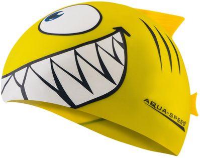 Czepek pływacki SHARK Kolor - Czepki - Shark - 18