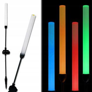 Lampa solarna LED na piku 4 kolory GRUNDIG