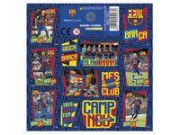Naklejki 16x16 FC Barcelona