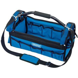 Lumarko Draper Tools Otwarta torba na narzędzia, nylon, 42x23,5x30 cm, 85751