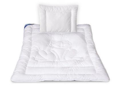 Kołdra + poduszka dla dzieci AMW MEDICARE 90x120 + 40x60 cm