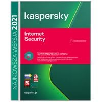 Kaspersky Internet Security multi-dev 3PC/2Lata Kontynuacja