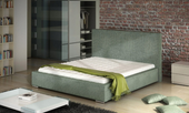 Łóżko tapicerowane CLASSIC 160x200+ Stelaż