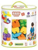 Klocki Baby Blocks Torba 60 Elementów