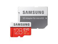 Karta pamięci SAMSUNG EVO PLUS 128GB microSD 100MB