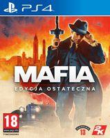 Mafia Edycja Ostateczna - PS4