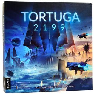 TORTUGA 2199 GRA PLANSZOWA PHALANX