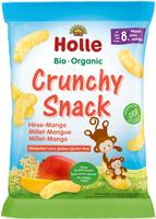 Bio Chrupki jaglane - mango 8m+ Holle