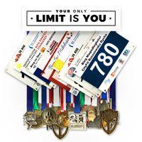 WIESZAK NA MEDALE I NUMERY | XL | LIMIT IS YOU