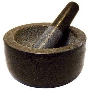 Moździerz granitowy - śr. 15,5cm