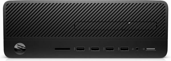 Hewlett-Packard HP 290 G2 SFF i5-9500 8GB DDR4 SSD256 UHD630 DVD Klaw+Mysz W10Pro 8VR95EA 3Y OnSite