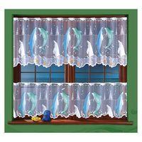 Firanka Delfiny wysokość 70 cm - Pokój dziecięcy | WN3535 070