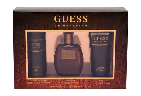 GUESS Guess by Marciano Woda toaletowa 100ml zestaw upominkowy