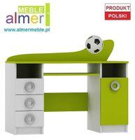 FOOTBALL NB7 biurko dla dziecka 120x50 w.74