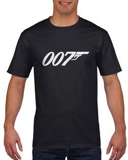 Koszulka męska JAMES BOND AGENT 007 c L