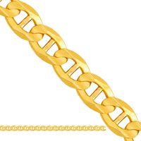 60cm łańcuszekmęski Gucci złoto