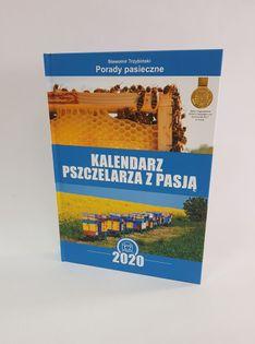 Kalendarz Pszczelarza z pasją na rok 2020