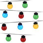 Lampki ogrodowe LED girlanda do pomieszczeń 7,5m