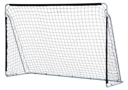 Duża Bramka Piłkarska Do Piłki Nożej 307X209 Cm