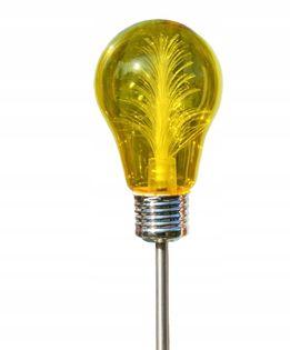 Solarna Żarówka na piku zmieniająca kolory Grundig