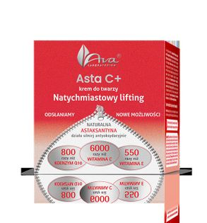 Ava Asta C+ Natychmiastowy Llifting Krem Na Dzień