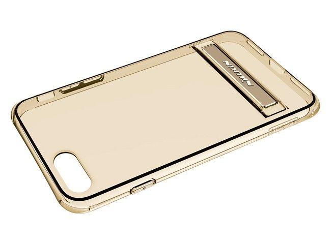Etui Nillkin Crashproof II TPU do Apple iPhone 7 Kolor - Złoty zdjęcie 2