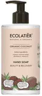 Ecolatier coconut mydło w płyne do rąk