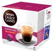 Kapsułki do espresso Nescafé Dolce Gusto ESPRESSO BEZ KOFEINY