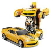 Auto-Robot Zdalnie sterowany Transformers Bumblebee RC Z661 zdjęcie 8