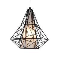 Lampa wisząca SKELETON HP1335-BL czarna Zuma Line zdjęcie 12