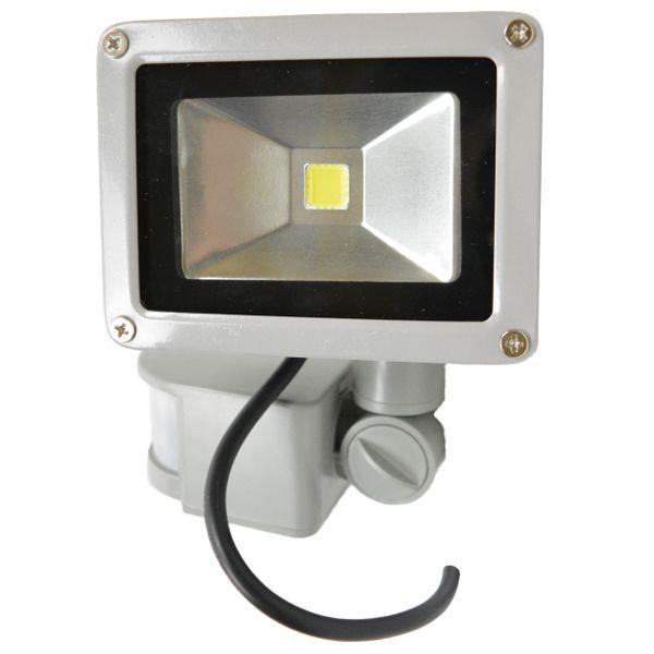 HALOGEN LAMPA NAŚWIETLACZ LED 10W Z CZUJNIK RUCHU zdjęcie 4