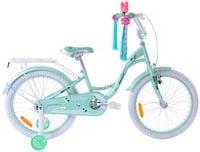 Rower dziecięcy 20 Fuzlu Lilly mint/white