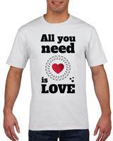 Koszulka męska ALL YOU NEED IS LOVE L