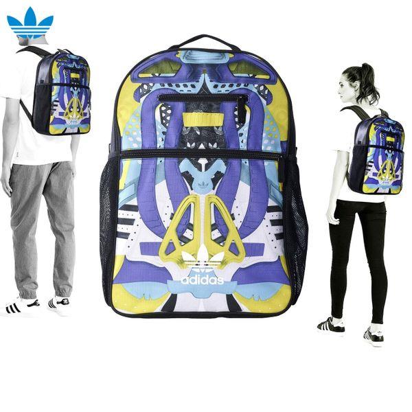 Plecak Adidas Originals BK7195 Szkolny Boho sportowy Modny Pojemny